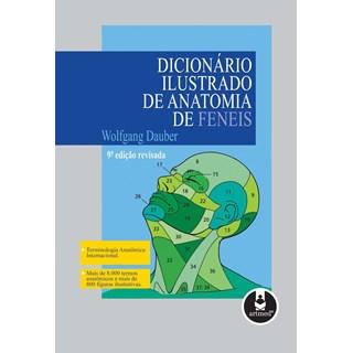 Livro - Dicionário Ilustrad de Anatomia de Feneis - Dauber abf @@