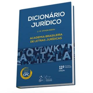Livro - Dicionário Jurídico - Othon