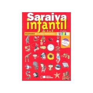 Livro Dicionário Saraiva Infantil De A A Z - Saraiva