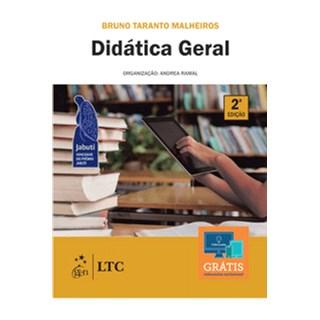 Livro - Didática Geral - Malheiros
