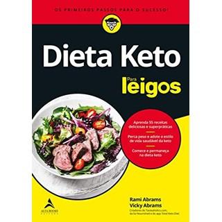 Livro Dieta Keto Para Leigos - Abrams - Alta Books