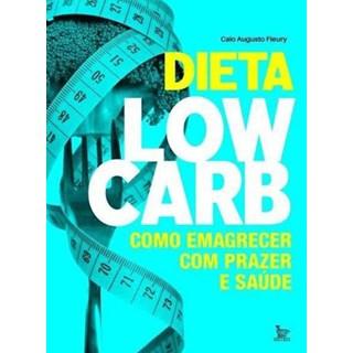 Livro - Dieta Low Carb - Fleury