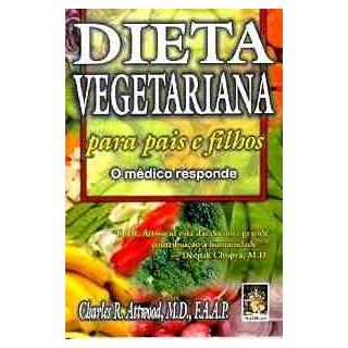 Livro - Dieta Vegetariana para Pais e Filhos - Attwood