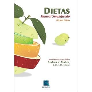 Livro - Dietas - Manual Simplificado - Maher