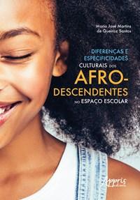Livro Diferencas e Especificidades Culturais dos Afrodescendentes no