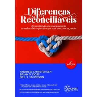 Livro Diferenças Reconciliáveis - Christensen - Sinopsys