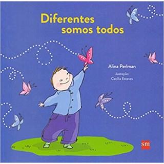 Livro - Diferentes Somos Todos - Perlman - SM