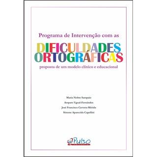 Livro - Dificuldades Ortográficas - Sampaio