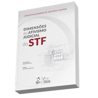 Livro - Dimensões do Ativismo Judicial do STF - Campos
