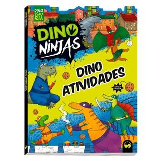 Livro - Dino Atividades - Conte Os Biscoitos - Vale Das Letras