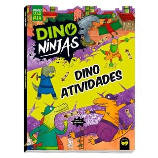 Livro - Dino Atividades Conte os Pergaminhos - Vale das Letras
