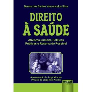 Livro - Direito à Saúde - Silva - Juruá