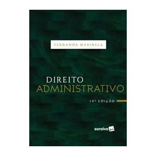 Livro - Direito Administrativo - 14ª edição de 2020 - Marinela 14º edição