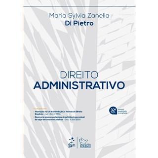 Livro - Direito Administrativo - Di Pietro - Zanella