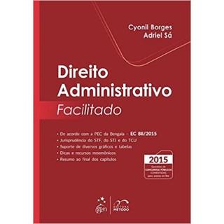 Livro - Direito Administrativo Facilitado - Borges