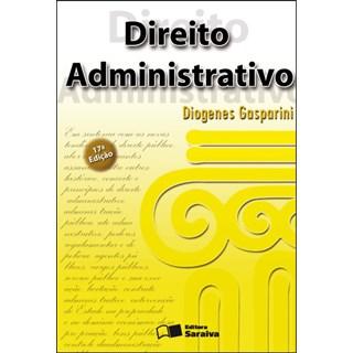 Livro - Direito Administrativo - Gasparini