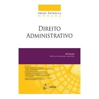 Livro - Direito Administrativo - NOHARA 10º edição