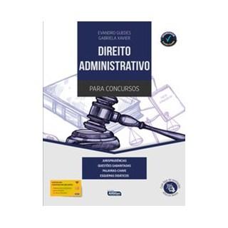 Livro - Direito Administrativo para Concursos - Guedes 1º edição