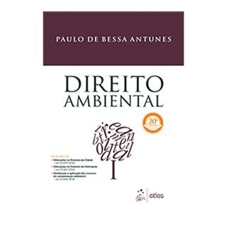 Livro - Direito Ambiental - Antunes