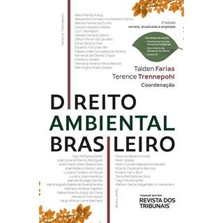 Livro Direito Ambiental Brasileiro 2º Edição - Farias - Revista dos Tribunais