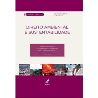 Livro - Direito Ambiental e Sustentabilidade - Philippi Jr.