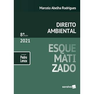 Livro - Direito Ambiental Esquematizado® - Rodrigues 7º edição