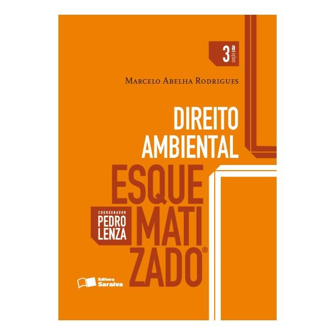 Livro - Direito Ambiental - Esquematizado - Rodrigues