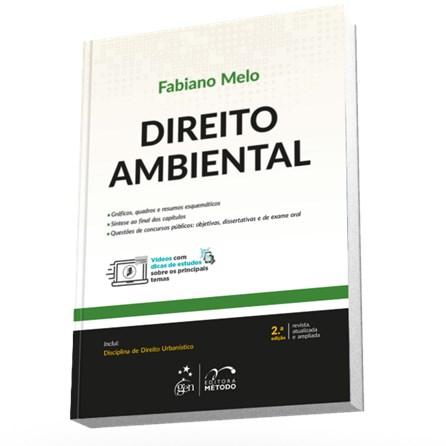 Livro - Direito Ambiental - Melo