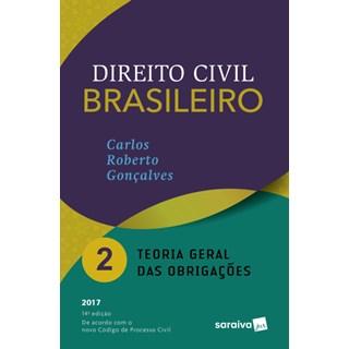 Livro - Direito Civil Brasileiro - Teoria Geral das Observações - Gonçalves