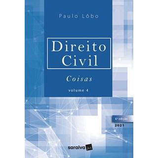 Livro - Direito Civil Coisas - Vol. 4 - 5ª Edição 2020 - Lôbo 5º edição