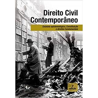 Livro - Direito Civil Contemporâneo - Constituição e Direitos Fundamentais - Rodrigues Junior