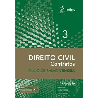 Livro - Direito Civil - Contratos - Vol. III - Venosa