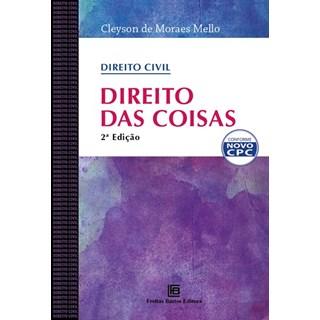 Livro - Direito Civil - Direito das Coisas - Mello