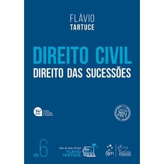 Livro Direito Civil: Direito das Sucessões - Tartuce - Forense