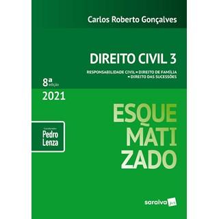 Livro - Direito Civil Esquematizado - Vol.3 - 7ª Edição 2020 - Gonçalves 7º edição