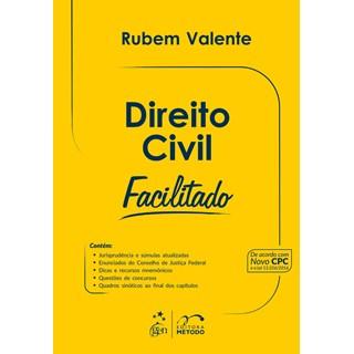 Livro - Direito Civil Facilitado - Valente