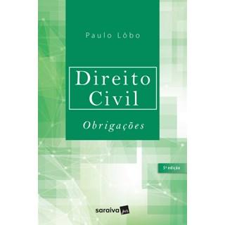 Livro - Direito Civil - Obrigações - Lôbo