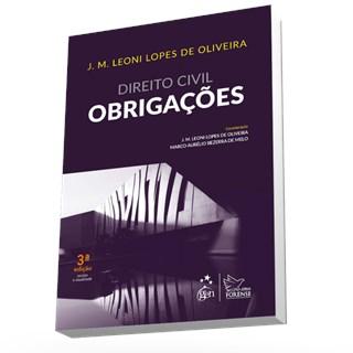 Livro - Direito Civil: Obrigações - Oliveira