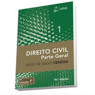 Livro - Direito Civil - Parte Geral - Vol. 1 - Venosa