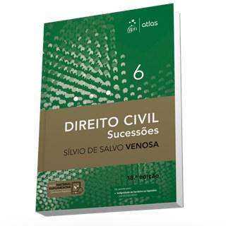 Livro - Direito Civil - Sucessões - Vol. 6 - Venosa