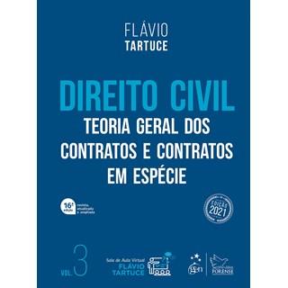 Livro - Direito Civil - Teoria Geral dos Contratos e Contratos em Espécie - Vol. 3 - TARTUCE 15º edi