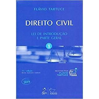 Livro - Direito Civil - Vol. 1 - Lei de Introdução e Parte Geral - Tartuce