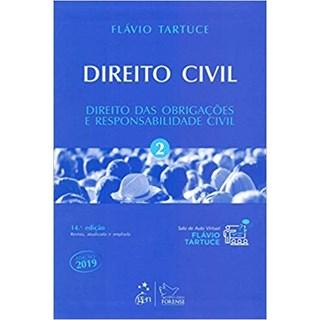 Livro - Direito Civil - Vol. 2 - Direito das Obrigações e Responsabilidade Civil - Tartuce