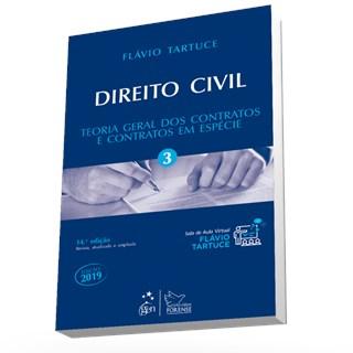 Livro - Direito Civil - Vol. 3 - Teoria Geral dos Contratos e Contratos em Espécie - Tartuce