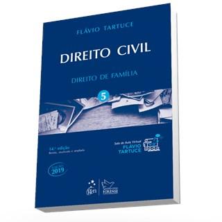 Livro - Direito Civil - Vol. 5 - Direito de Família - Tartuce