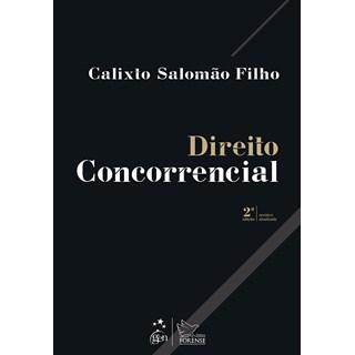 Livro Direito Concorrencial - Filho - Forense