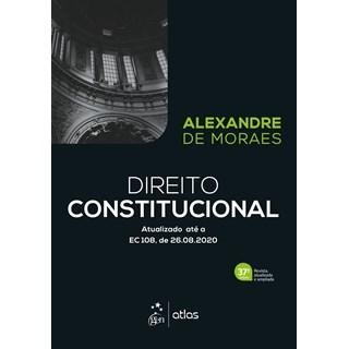 Livro - Direito Constitucional - Moraes - Atlas