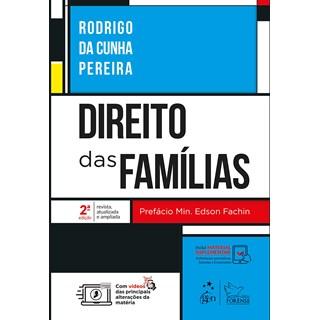 Livro Direito das Famílias - Pereira - Forense