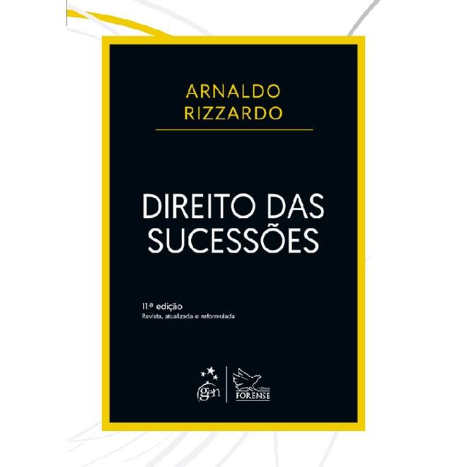 Livro - Direito das Sucessões - Rizzardo