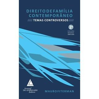 Livro Direito de Família Contemporâneo - Fiterman - Livraria do Advogado